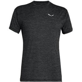 SALEWA Puez Melange Dry T-shirt Heren, zwart